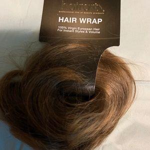 100% Virgin European Hair Wrap